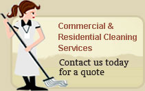 Request a Quote | Office Cleaning Lady
